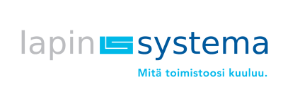 Lapinsystema_logo_slogan