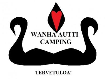 logo Wanha Autti Camping 31.5.2014