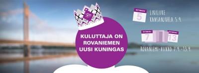 Kuluttaja on Rovaniemen uusi kuningas