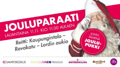 christmas-parade-in-rovaniemi-with-santa-claus