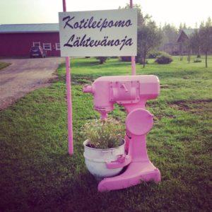 Leipomo Rovaniemellä