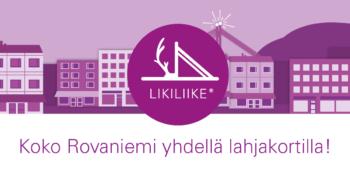 Koko Rovaniemi yhdellä lahjakortilla!