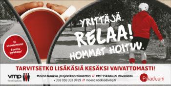 VMP Pikaduuni -kampanja 2019